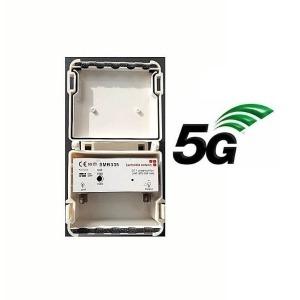 Amplificador Superior Electronics 30 dB 5G IP53