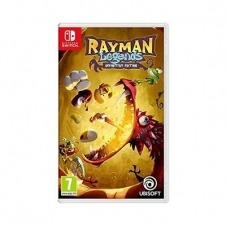 JUEGO NINTENDO SWITCH RAYMAN LEGENDS:DEFINITIVE ED