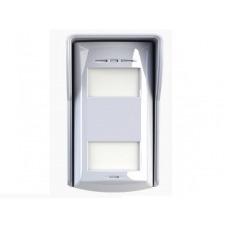 Hikvision - Wireless Detector - DS-PD2-T12P-WEL-433MHz - Detector de movimiento Dual-Tech inalámbrico para exterior - Inmunidad a mascotas (35kg) - Protección IP55, para panel de alarma HIKVISION