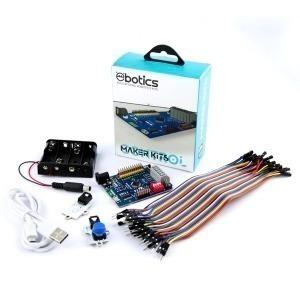 Kit de Robótica Maker Control