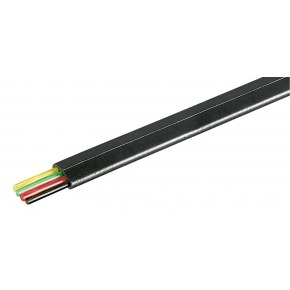 Bobina cable telef Plano 4 hilos N 100m