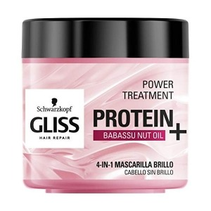 Mascarilla Capilar Nutritiva Gliss Protein Schwarzkopf (400 ml)