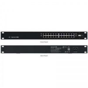 Switch de Armario UBIQUITI ES24-500W 24P GIGABIT
