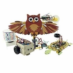 Kit de Electrónica Ebotics Maker Inventor
