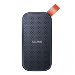 Disco Externo SSD SanDisk Portable 480GB/ USB 3.2 Tipo-C