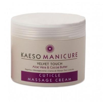 Kaeso Velvet Cuticle Massage Cream. CREMA PARA MASAJE DE CUTÍCULA