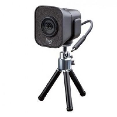 Logitech - StreamCam Plus - Web camera - Graphite