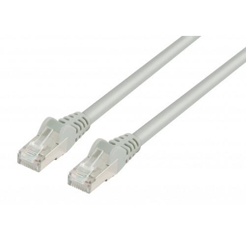 Cable Ethernet FTP CAT7 GRIS 30.00m.