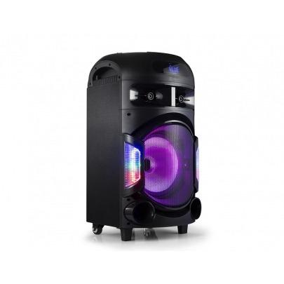Klip Xtreme KLS-700 - Speaker system - Black - 12