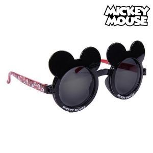 Gafas de Sol Infantiles Mickey Mouse Negro Rojo
