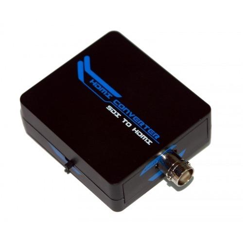 Mini conversor de BNC Digital (SDI) a HDMI