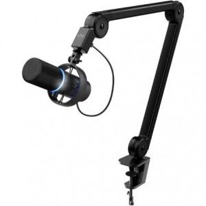 Micrófono Profesional con Brazo Trust Gaming GXT 255+ Onyx/ USB 2.0