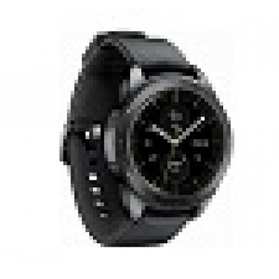 Samsung - Smart watch - SM-R810NZKATPA - Midnight black (top) - Bluetooth - RAM (GB)0.75 - Memoria Disponilble(GB)*1.5 GB - Batería Capacidad 270mAh - Tiempo de uso en horas (45) - Audio y vídeo