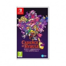 JUEGO NINTENDO SWITCH CADENCE OF HYRULE CRYPT OF THE NECROD