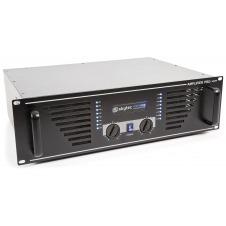 SKY-1500B Amplificador de sonido 2x 750W max. Negro
