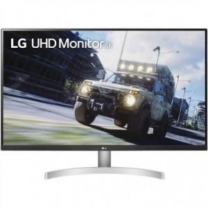 "Monitor Profesional LG 32UN500-W 31.5""/ 4K/ Multimedia/ Blanco"