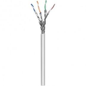 Bobina 305m gris Cable s/FTP CAT6
