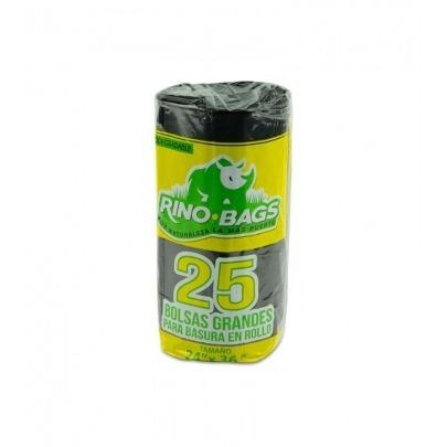 Bolsas para Basuras Biodegradables Medianas 25 Unidades