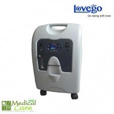 Concentrador de oxigeno de 5L estacionario MARCA LOVEGO