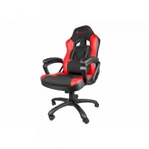 Silla Gaming Genesis NITRO 330 Negro/Rojo