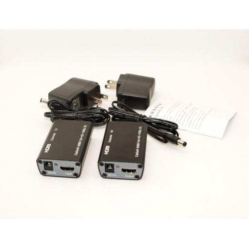 Extender HDMI de 60m 1 x cable de red Cat 6