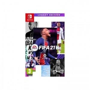 JUEGO NINTENDO SWITCH FIFA 21 (LEGACY EDITION)