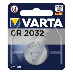 Pila de Botón de Litio Varta CR 2032 3 V 3V