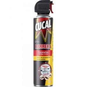 Insecticida Cucal Cucarachas Hormigas (400 ml)