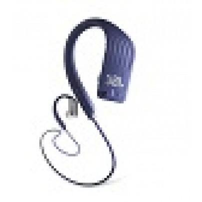 JBL Endurance SPRINT - Earphones with mic - in-ear - over-the-ear mount - Bluetooth - wireless - blue