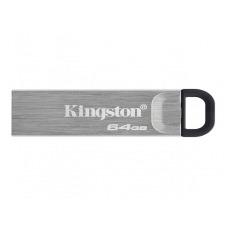 Kingston DataTraveler Kyson - Unidad flash USB - 64 GB - USB 3.2 Gen 1