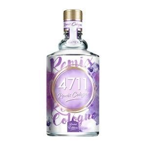 Perfume Unisex Remix Lavender 4711 EDC (100 ml)