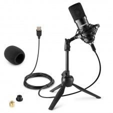 CM300B Micrófono de estudio USB Negro