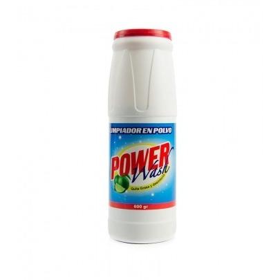 Limpiador en Polvo Marca Power Wash Limón