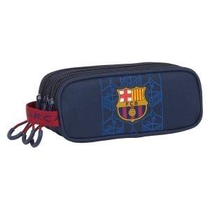 Portatodo F.C. Barcelona Triple Azul marino
