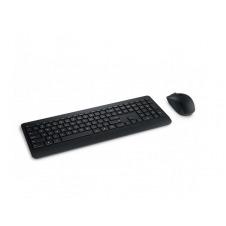 Microsoft - Keyboard and mouse set - Spanish - Bluetooth - Black
