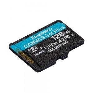 Tarjeta de Memoria Micro SD con Adaptador Kingston SDCG3/128GBSP 128GB
