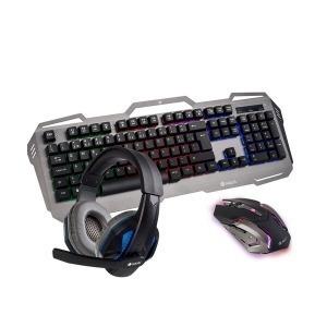 Teclado y Ratón Gaming NGS GBX-1500