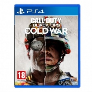 JUEGO PS4 EFOOTBALL CALL OF DUTY COLD WAR