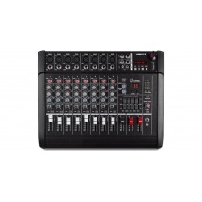 VONYX AM8A Mezclador de 8 canales con amplificador DSP/BT/SD/USB/MP3