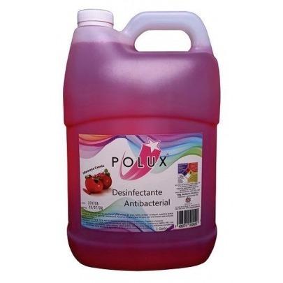 Desinfectante POLUX Manzana Canela Galón
