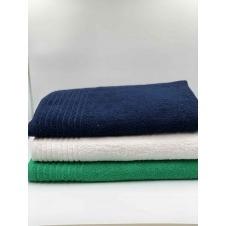 Toalla de manos Cantel , 100% Algodon , Absorbente , color Azul marino , medida 20x30 Pulgadas