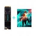 DISCO DURO M2 SSD 500GB PCIE4 WD BLACK SN750 SE BF 2042