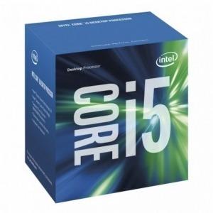 PROCESADOR INTEL CORE I5-7400 - 3GHZ - QUAD CORE - SOCKET LGA1151 - 6MB CACHE - HD GRAPHICS 630
