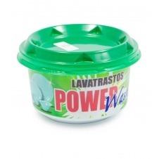 Crema Lavatrastos POWER WASH LIMON, 450 Grs.