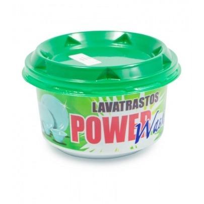 Jabón para Trastos en Crema Marca Power Wash Limón