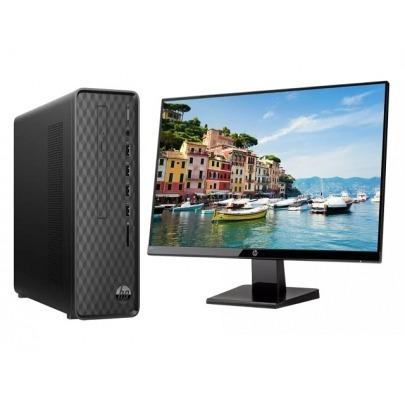 HP - Desktop - Intel Celeron J4025 - 4 GB - 1 TB Hard Drive Capacity - 22