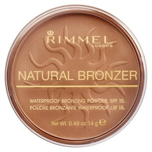 Polvos Bronceadores Natural Bronzer Rimmel London (14 g)