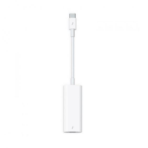 Adaptador de Thunderbolt 3 (USB-C) a Thunderbolt 2