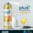 Alcohol en Aerosol Marca Plus Lemonella 350ml