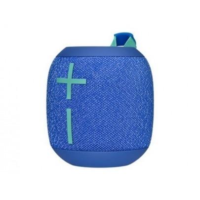 Ultimate Ears WONDERBOOM 2 - Speaker - for portable use - wireless - Bluetooth - bermuda blue